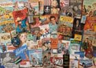 Spirit of the 1950's Jigsaw 1000pc Jigsaw Puzzle | Gibsons Jigsaws | Retro gifts